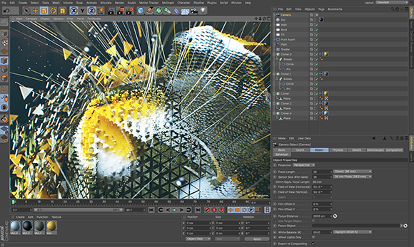 Maxon To Deliver Cinema 4D R20 This September   Computer Graphics World