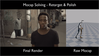 Mocap with a Cause | Computer Graphics World