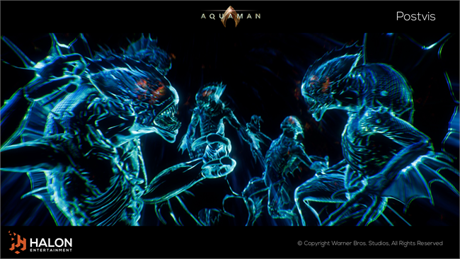 Halon Creates Postvis for 'Aquaman' | Computer Graphics World
