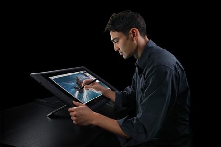 New Wacom Cintiqs Paint a Pretty Picture   Computer Graphics