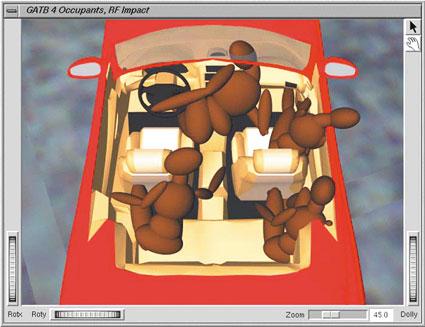 Innovative simulation technology breathes life into digital human ...