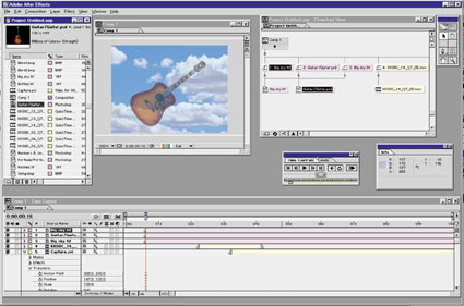 REVIEWS: After Effects 4 1   Computer Graphics World