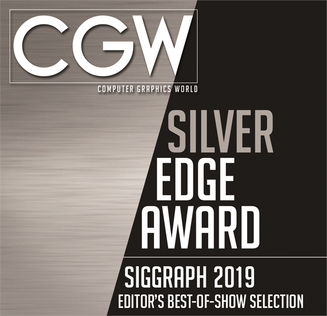 CGW Names Silver Edge Award Winners from SIGGRAPH 2019