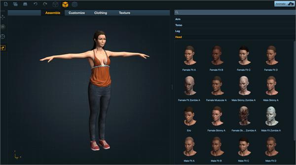Evolving Characters | Computer Graphics World
