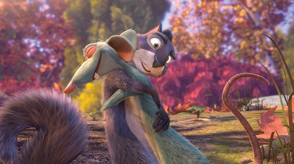 The Nut Job Movie Review & Film Summary (2014) | Roger Ebert |The Nut Job People Characters