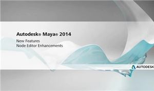 Autodesk Maya 2014: Node Editor Enhancements