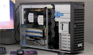 Intel® Xeon® Phi™ HPC Workstation Xi® MTower™ 2P64X