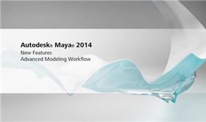 Autodesk Maya 2014: Advanced Modeling Workflow