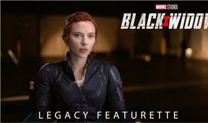 Black Widow Featurette