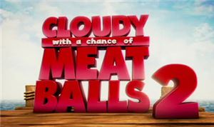 Cloudy with a Chance of Meatballs 2 - Trailer #2