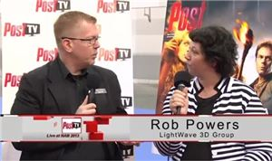 NAB 2013: Lightwave