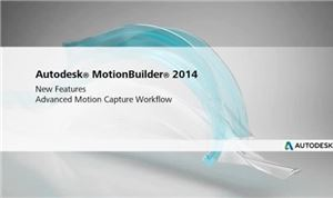 Autodesk MotionBuilder 2014: Advanced Motion Capture Workflow v2