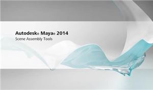 Autodesk Maya 2014: Scene Assembly Tools