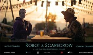 Robot and Scarecrow