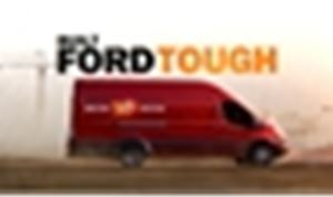 Dynamic New Spot for Ford Transit Integrates 2D, 3D Graphics
