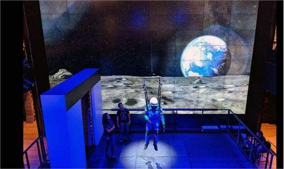 Lunar Exploration Becomes a 'Virtual' Reality