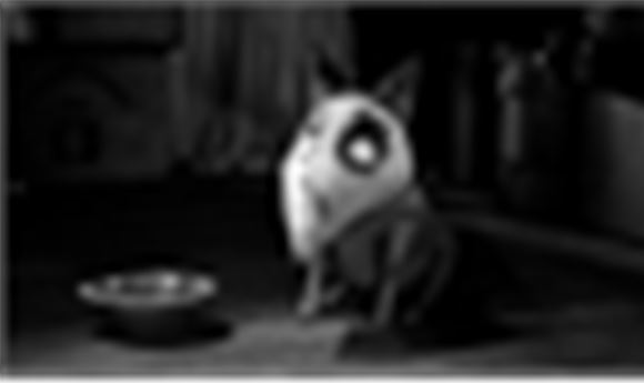 Company 3 Colors Tim Burton's Frankenweenie with DaVinci Resolve
