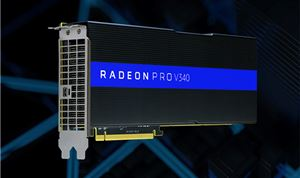 AMD Introduces Radeon Pro V340 For Datacenter & Cloud Graphics