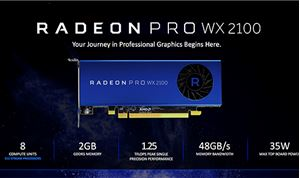 AMD Debuts Powerful Entry-Level GPUs