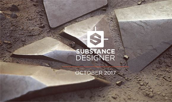 Allegorithmic Updates Substance Designer