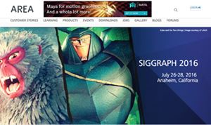Autodesk Announces Vision Series Line Up For SIGGRAPH