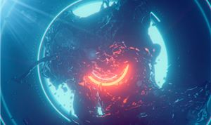 Work Of Cinema 4D User 'Beeple' On Display In Brooklyn