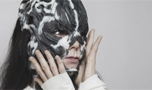 Artist Bjork Employs 3D Printing For 'Digital' Event