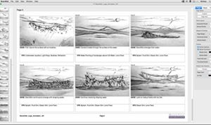 Mekajiki Debuts New Storyboarding Software