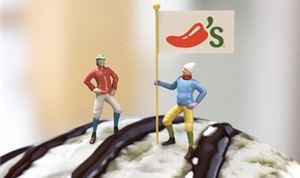 Chili's Spot Uses Animation To Promote Dessert's Return
