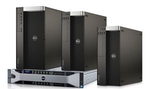 Dell Introduces VR-Ready Precision Towers