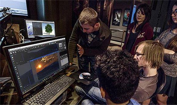Gnomon Deploys E-on's Vue & PlantFactory Software | Computer