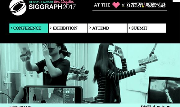 Epson Supporting The Studio At SIGGRAPH 2017
