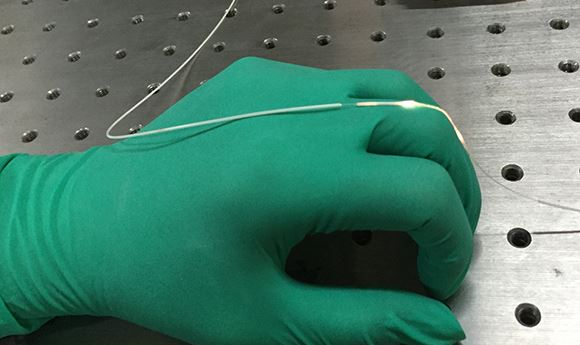 New Fiber Helps Capture Body Motion