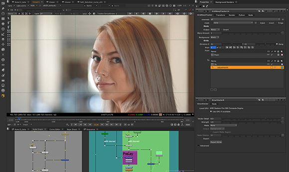 Foundry Releases Nuke 12.0