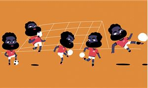 Gentleman Scholar Shows Off Animation Skills In World Cup Video