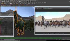 Golaem 5 Released For Animating Large Crowds