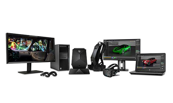 HP Debuts New VR Solutions