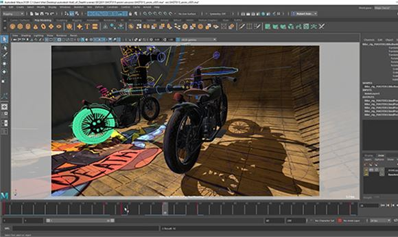 Autodesk Launches Maya 2019