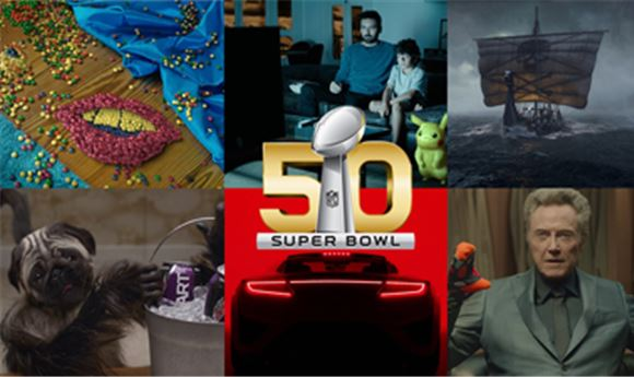 MPC Provides VFX For Super Bowl Spots