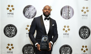 Director Antoine Fuqua Honored At MPSE Awards