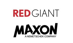 Red Giant & Maxon Merge