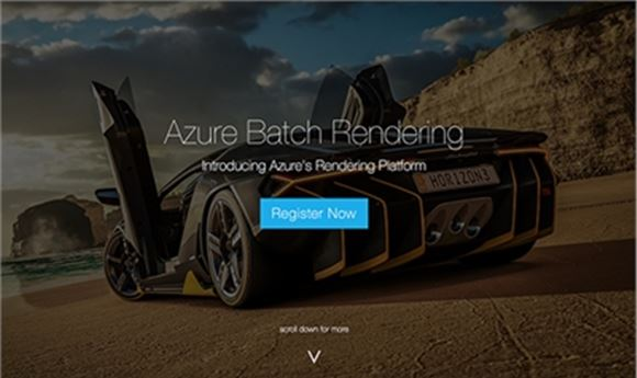 Autodesk Partners With Microsoft Azure For Cloud Rendering