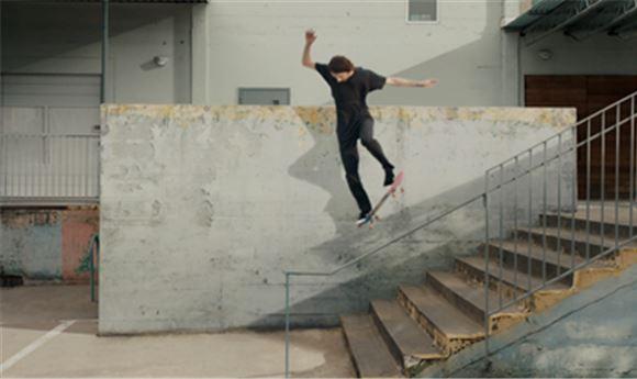1ad493a8e Hoffman Bros. Partner With Nike On Skateboarding Short