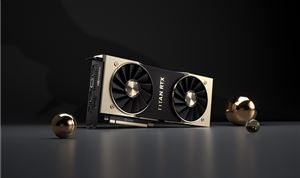 Nvidia Debuts Powerful 'T-Rex' Desktop GPU