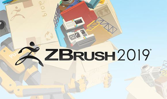 Pixologic Releases ZBrush 2019 Digital Sculpting Tool