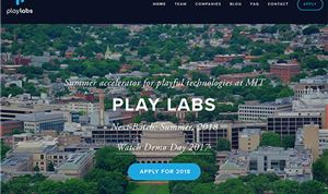 PlayLab & MIT Announce Second Annual Open Submissions