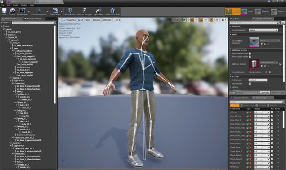 Reallusion Unveils Digital Human Solution For Unreal Engine