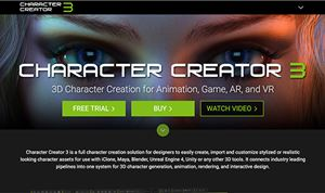 Review: Reallusion's Character Creator 3