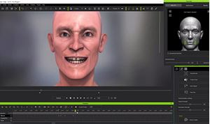 Reallusion & Faceware partner of facial capture solution