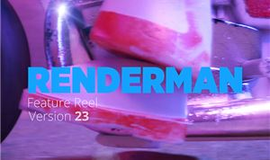 Pixar Releases Renderman Version 23